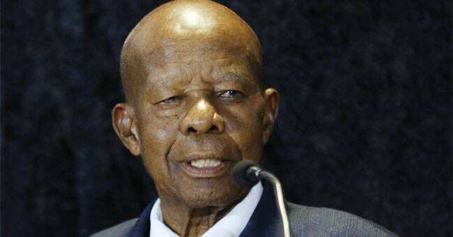 The Nation mourns the passing of its Former President   Sir Ketumile Masire  #Botswana  #RaGaone #RIP <br>http://pic.twitter.com/FVaGoD36cY