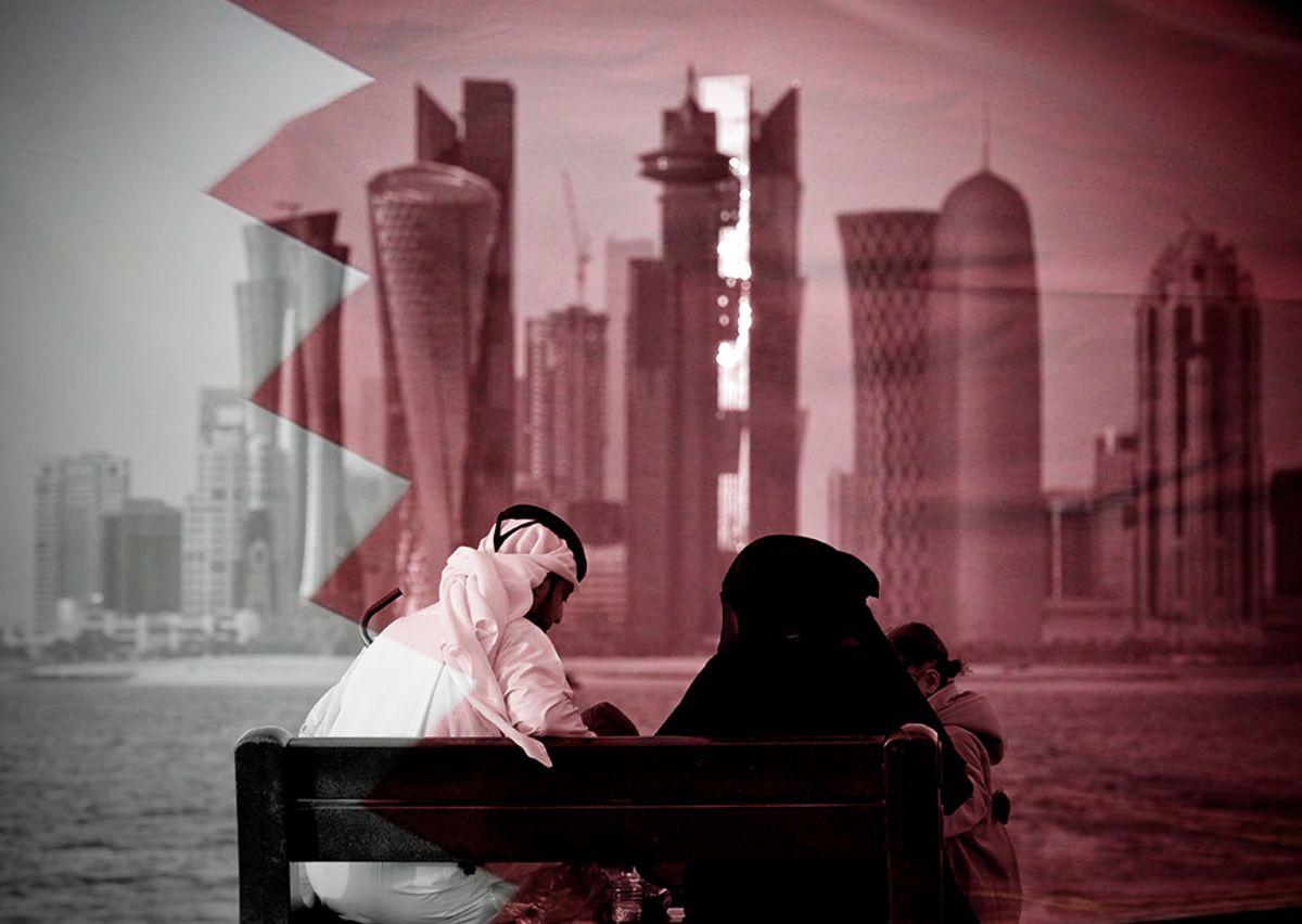 Qatar receives a steep list of demands to end the Gulf crisis, includi...