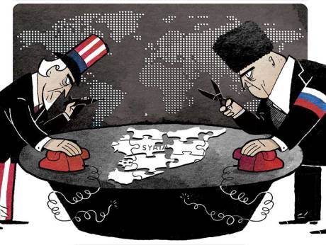 As Syria's war enters its endgame, the risk of a US-Russia conflict escalates https://t.co/NoEefRFfYp @GNOpinion
