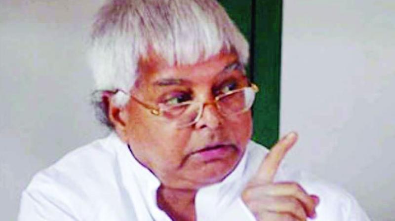Benami assets case: Lalu Yadav reiterates innocence, accuses Modi of 'conspiracy' https://t.co/YAZXA8ZPDe
