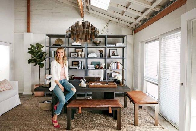 Inside Gwyneth Paltrow's uber cool Los Angeles Goop offices. https://t.co/YuRYM45zF7