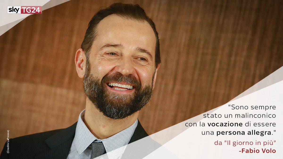 Poliedrico e sempre con il sorriso. @Fabiovoloo oggi compie 45 anni. T...
