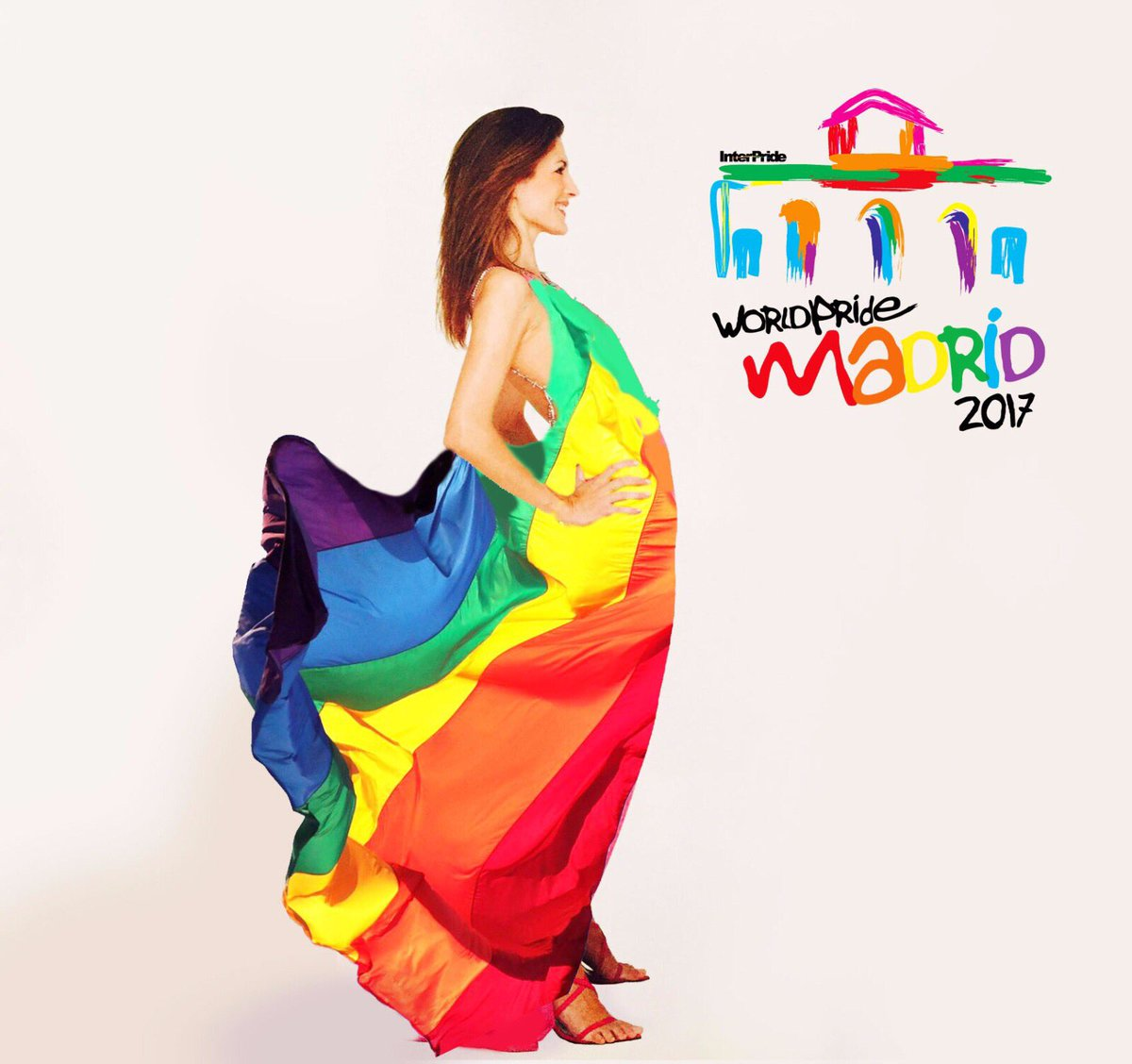 Feliz @WorldPride2017 #worldpridemadrid #VivaLaVida #BuenFinde #NocheD...