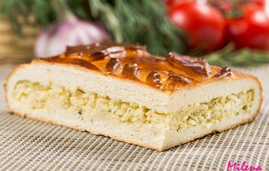 Рецепты пирогов с мясом в духовке с фото