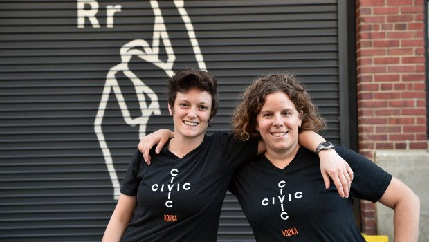 Meet the co-founder of DC's first woman-owned and operated distillery:...