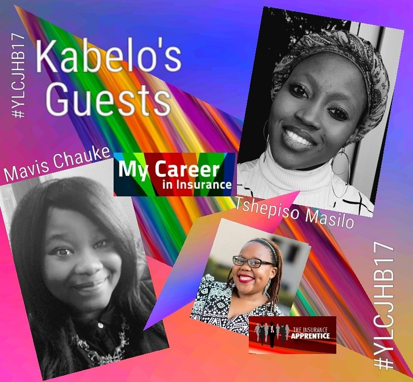 #YLCJHB17 #29JUNE @kb_kabzee Kabelo&#39;s Guests @TheInsApp #Winner #career #advice #creating #rainbows #conference #TheSkyIsNotTheLimit<br>http://pic.twitter.com/chBL4t6VJA
