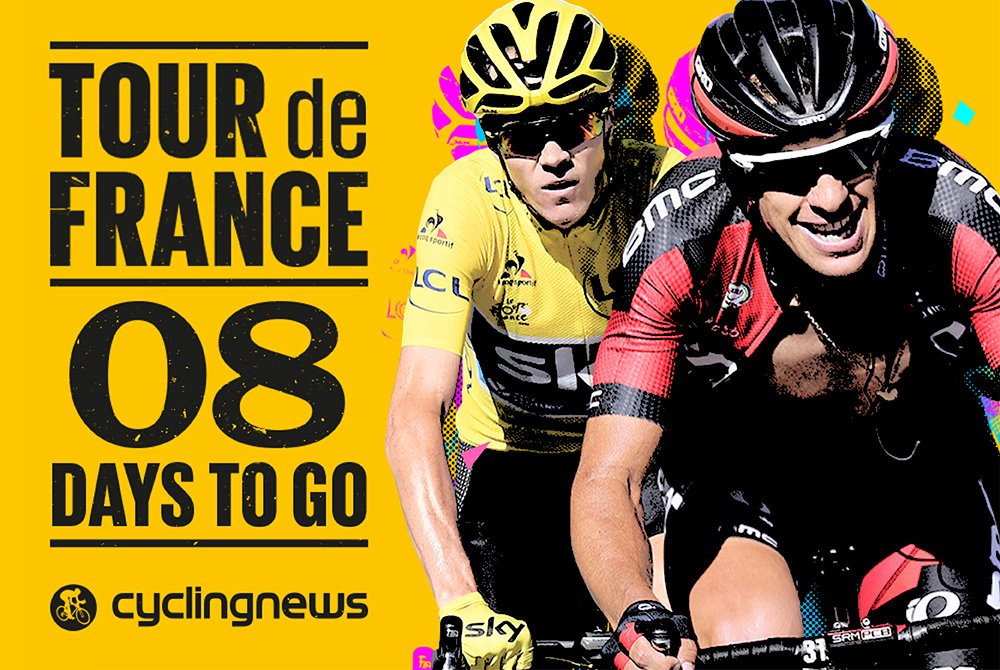 Tour de France 2017: 10 riders to watch - Video https://t.co/HhXmyQkqIA