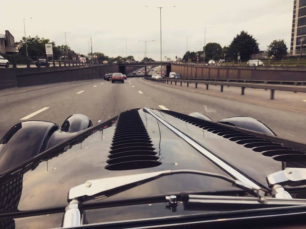 Road trip to London in the mog last night - what&#39;s your road trip car choice? #roadtrip #classiccar #Morgan #Cress…  http:// ift.tt/2t16wgS  &nbsp;  <br>http://pic.twitter.com/2gQXMbuwlw