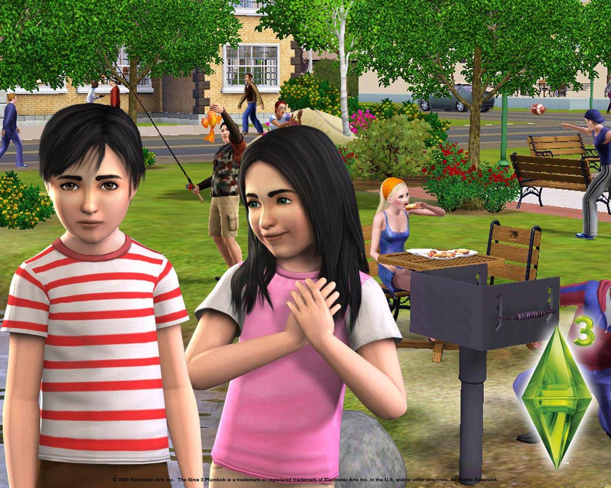 The sims 3 supernatural - 9c7