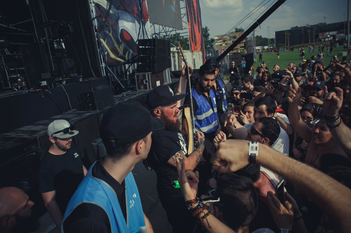 Had a sick time at @downloadfestmad  what a beautiful city full of beautiful people   @maxshesterikov #hacktivist #live #H #download<br>http://pic.twitter.com/n4BrBVWAAS