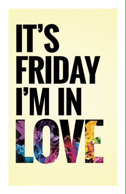 Happy #FriYay #FridayFeeling  (yes I&#39;ve woken up with the cure in my head today)<br>http://pic.twitter.com/ot72H4Da7B