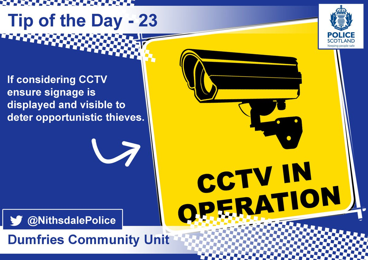 Nearly there!!! #Dumfries community cops 23rd #tipoftheday for #homesecurity <br>http://pic.twitter.com/VUbGre10xZ