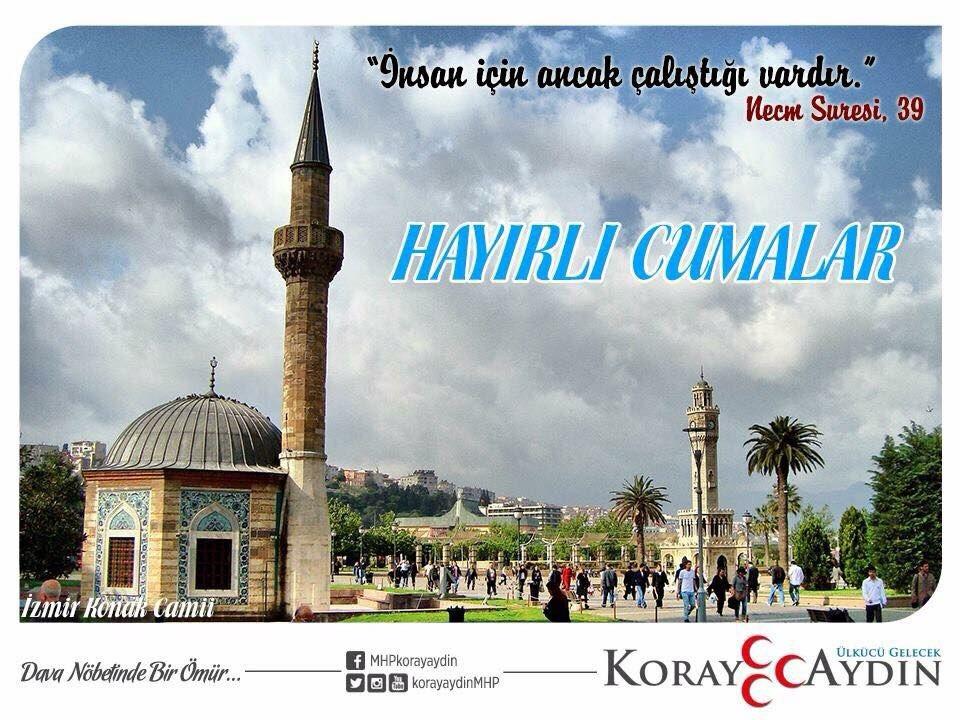 Elveda Ya Şehr-i Ramazan... Yeniden kavuşmak duasıyla, hayırlı Cumalar...