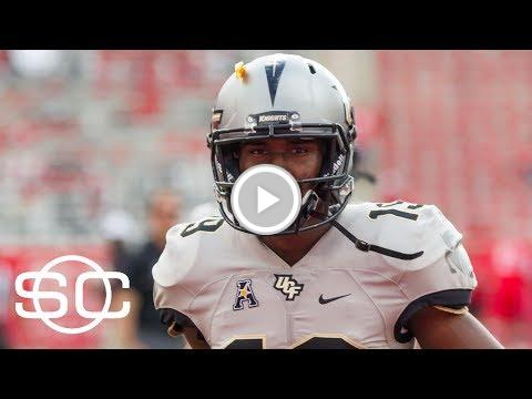 UCF Clashes With Kicker Over YouTube Channel | SportsCenter | ESPN htt...