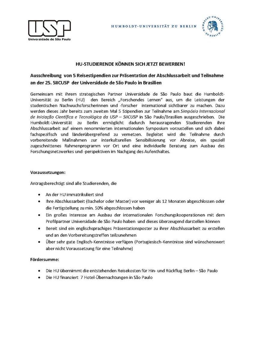 Contact Humboldt Humboldt Universitat Zu Berlin 8