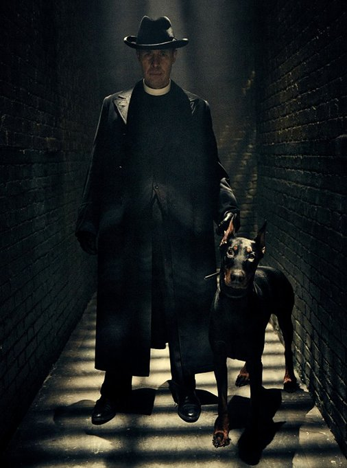 #BringYourDogToWorkDay #PeakyBlinders https://t.co/7m8F5dKA3i