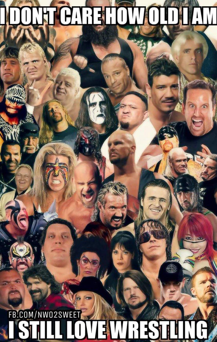 #WrestlingFan4Life #WWE  #raw #SDLive  #ImpactWrestling #NXT  #LuchaUn...