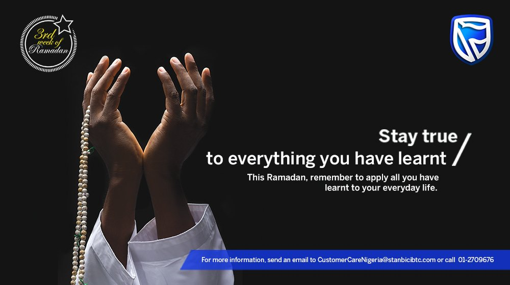 As Ramadan comes to close, we pray that all your supplications and act...