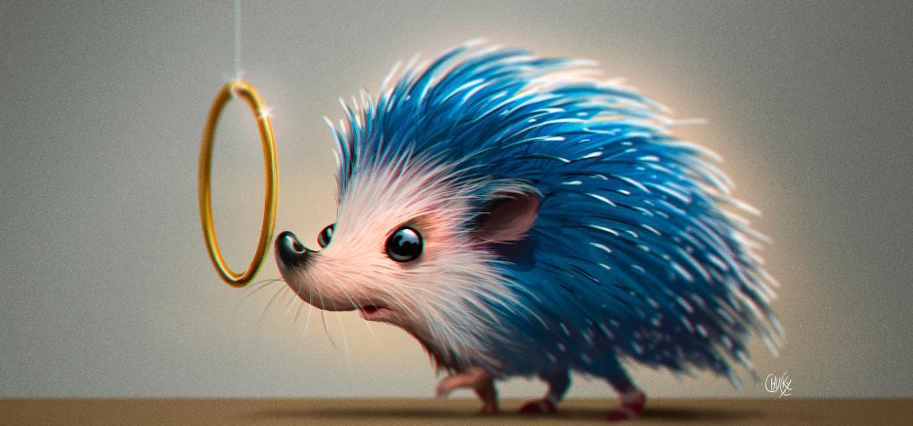 #FanArtFriday !! The cutest Sonic the Hedgehog we haver ever seen! By @ricardochucky  http:// bit.ly/2rRC6gM  &nbsp;   @DeviantArt<br>http://pic.twitter.com/6sydjwIBpL