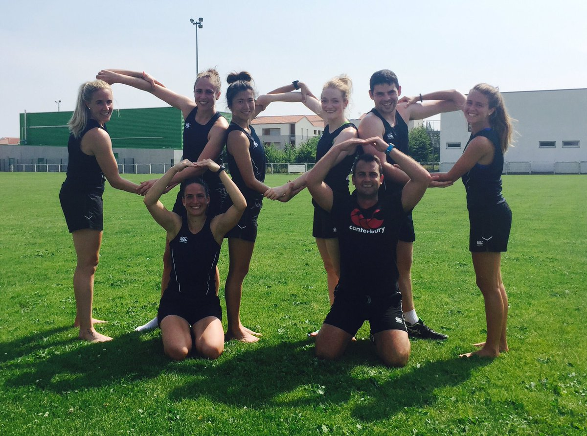 Nothing better than celebrates #OlympicDay working hard in the road to #Tokyo2020 with this amazing #RefTeam #Rugby7s #BEACTIVE #Clermont7s<br>http://pic.twitter.com/GTzUgEDazp