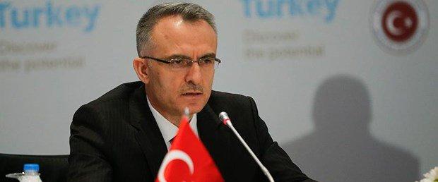 Maliye Bakanı Ağbal: Mavi Marmara'da hayatını kaybedenlerin ailelerine...