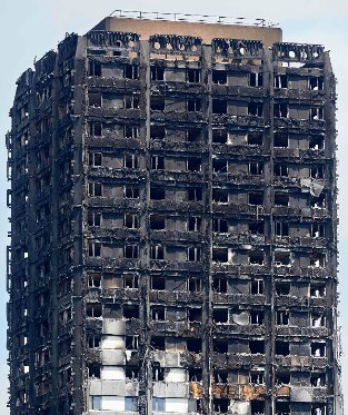 BREAKING: Police investigating Grenfell Tower blaze may bring manslaug...