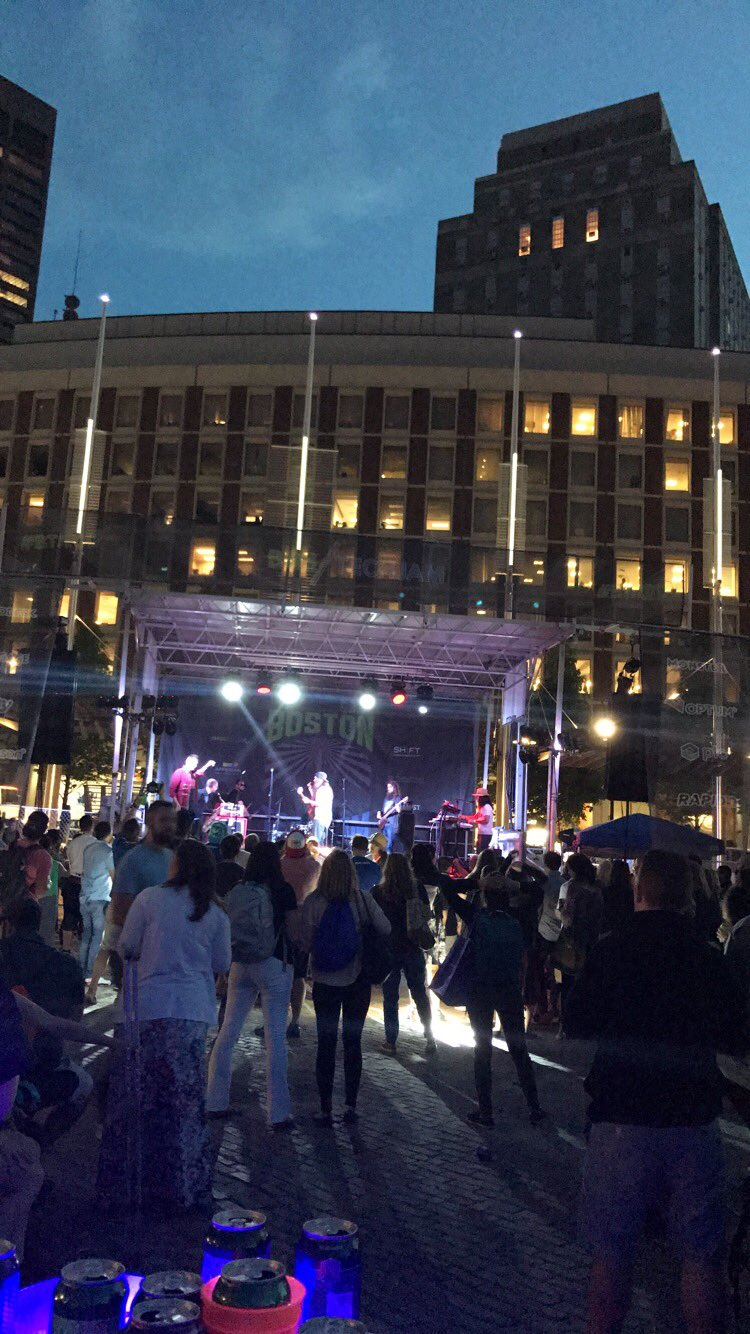 #TechJam coming to a close on this perfect #almostsummer evening #BTJ2017 https://t.co/blQ8o5oSw7