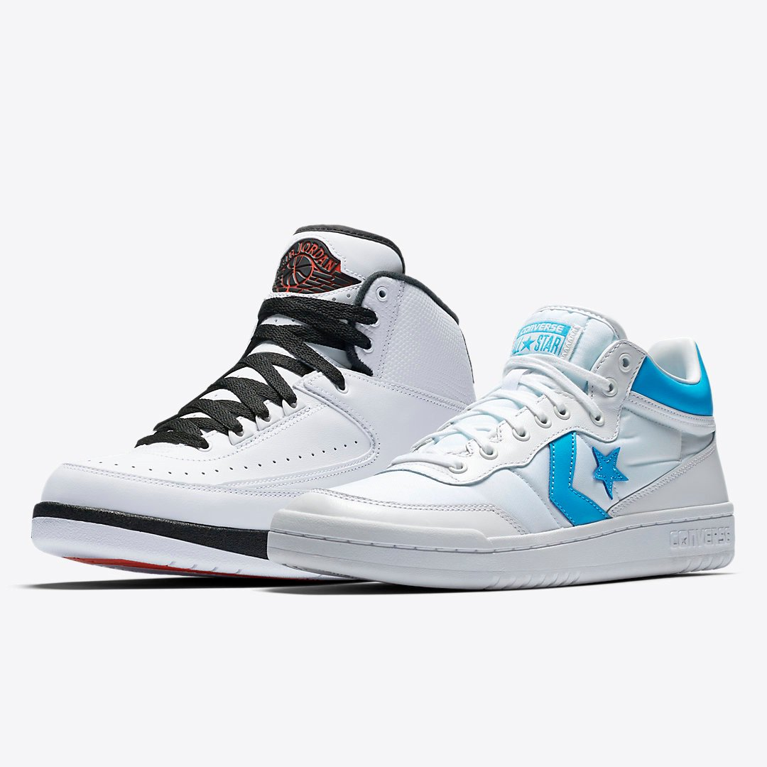 online store 758c6 63da3 Jordan x Converse Pack official images. June 28th  300 More images -  https    j23app.com s 1614  pic.twitter.com 56fW2Q0bHb