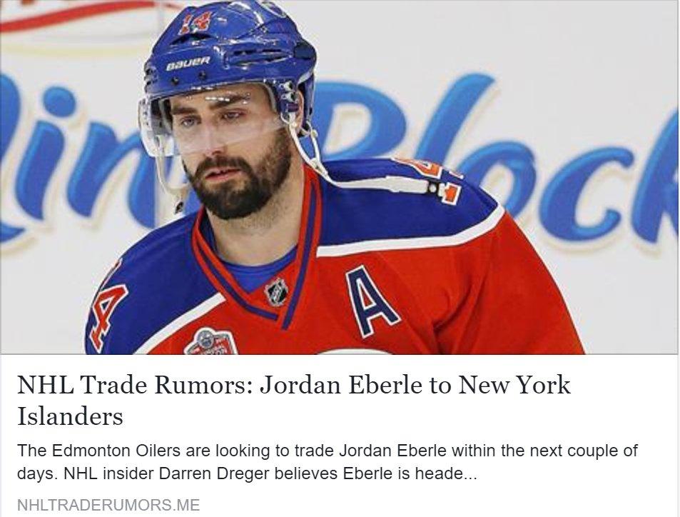NHL Trade Rumors on Twitter: