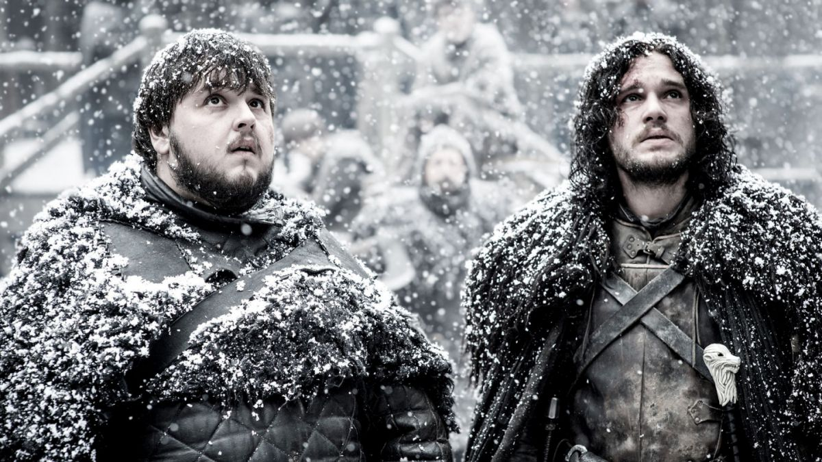 ❄️ 'Él siempre vuelve': el reencuentro entre 'Sam Tarly' y 'Jon Snow' de 'Game of thrones' » https://t.co/ghnt4aNFhb