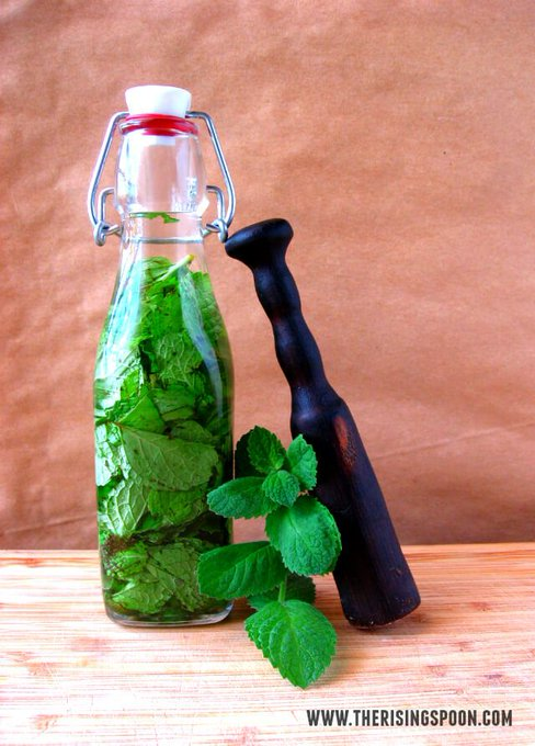 How to Make Mint Extract