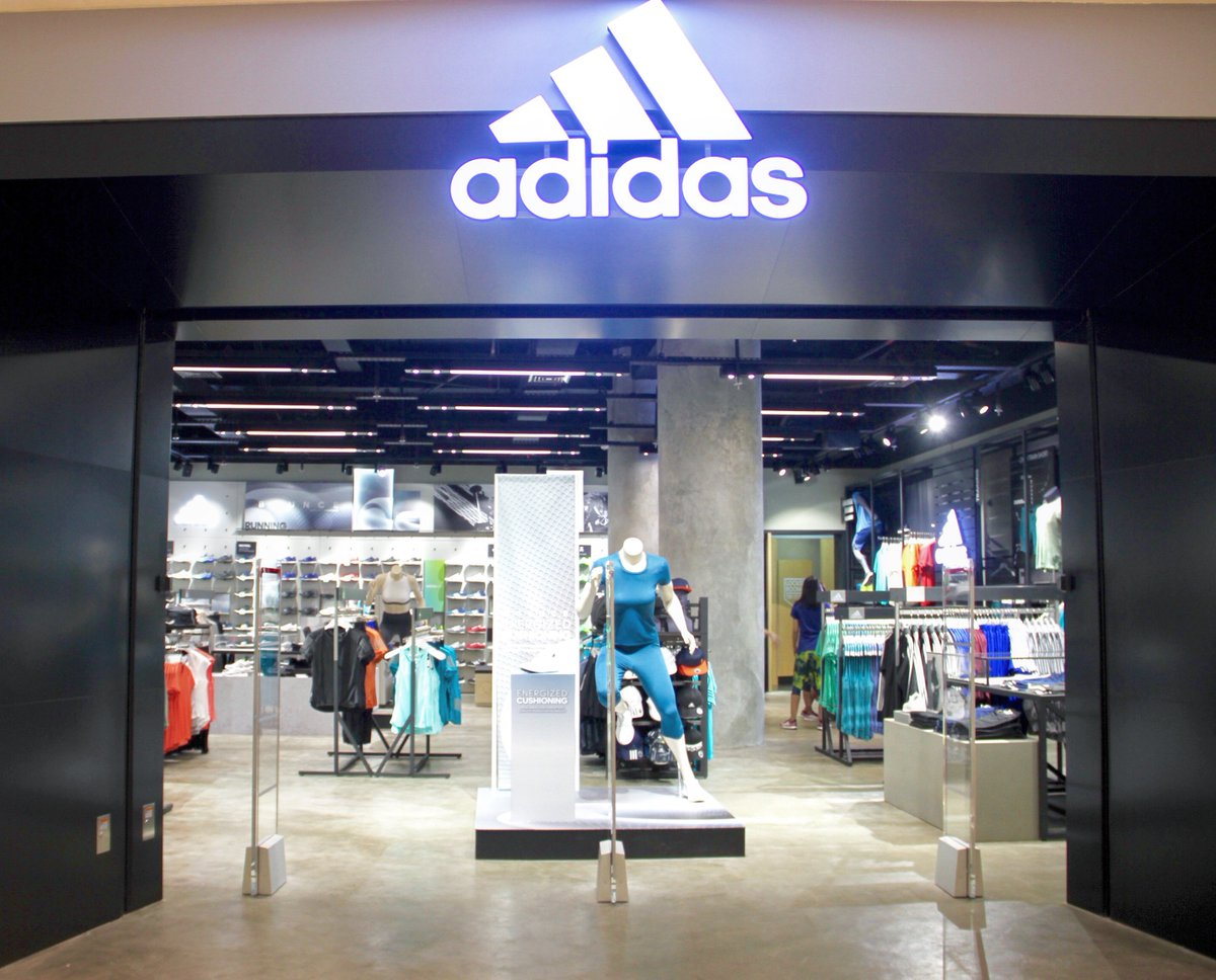 Adidas store at #LotteAvenue 1F Find your favorite sportwear, shoes,  clothing and accessories…