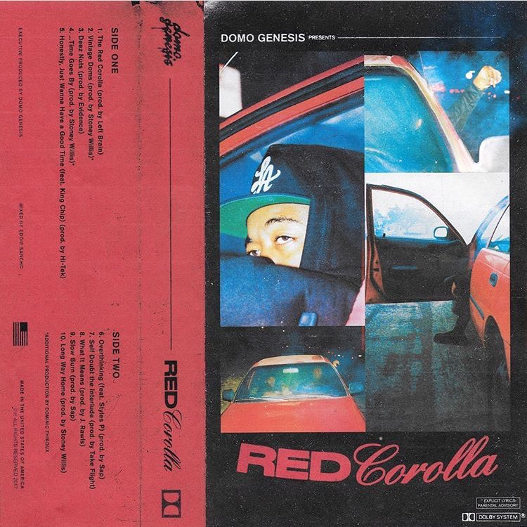 Doms. Red corolla. Tomorrow. https://t.co/nQj508mcwA