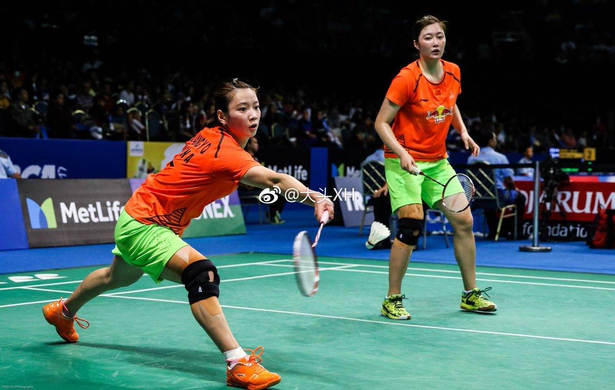 """IG Badminton Now on Twitter """"Yu Xiaohan Huang Yaqiong Cr Shi"""