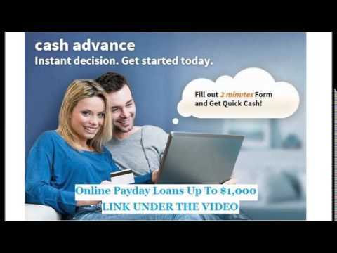 cash 2u payday loans