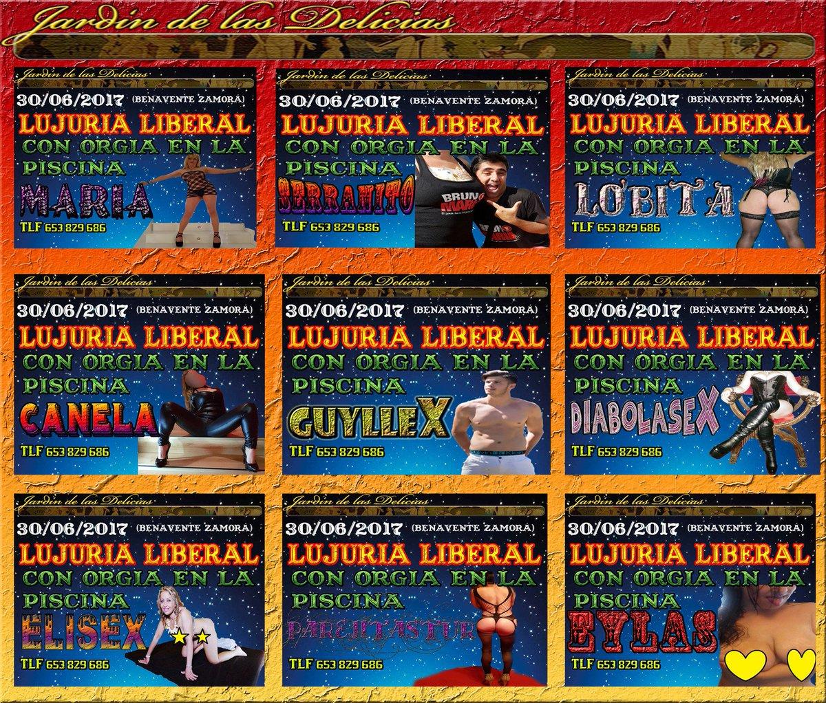 Delicias liberal on twitter la fiesta lujuria liberal for Orgia en la piscina