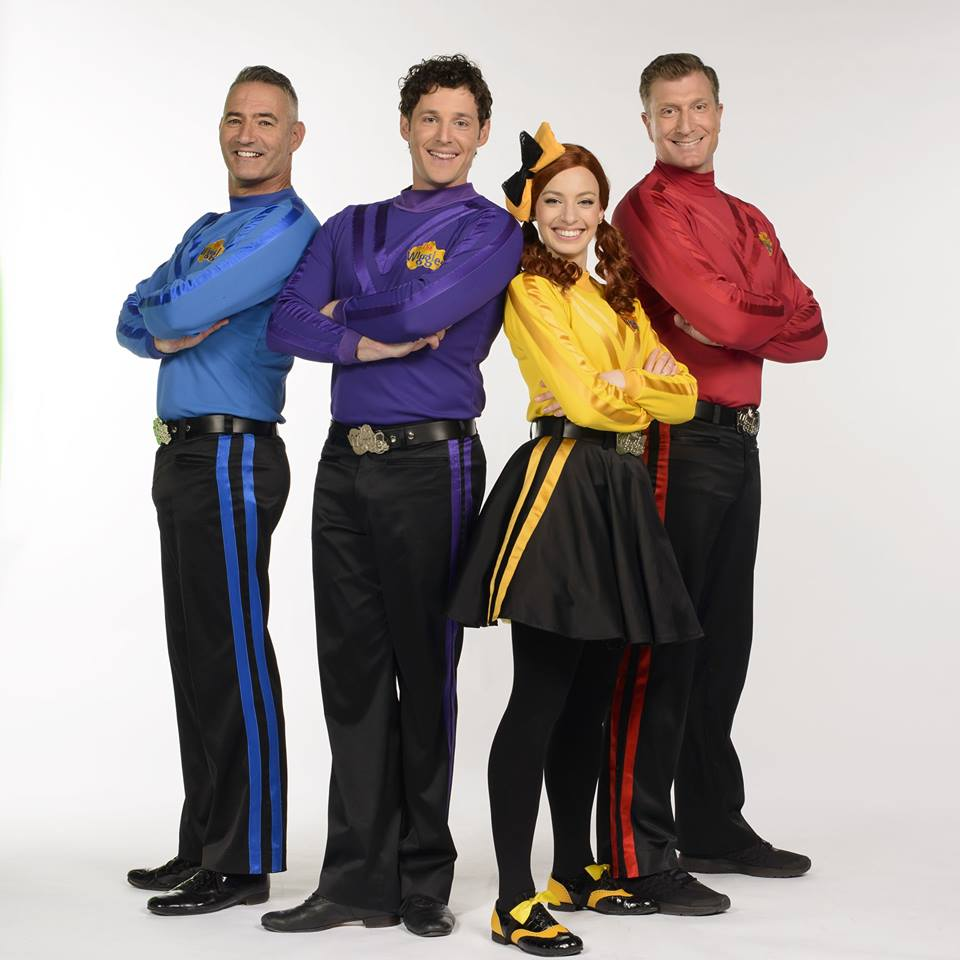 Follow & RT to #Win tickets to @TheWiggles #BigShow   T&Cs htt...