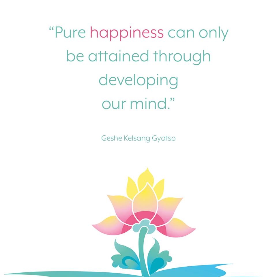 Image result for geshe kelsang gyatso quotes