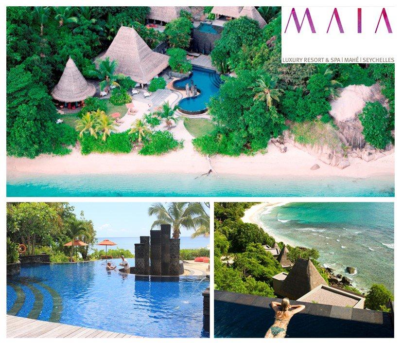Visit Seychelles On Twitter Seychelles Maia Luxury Resort Spa