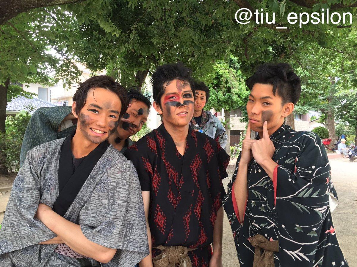 AIBE Twitter: 東京国際大学☆劇団イプシロン (@tiu_epsilon)