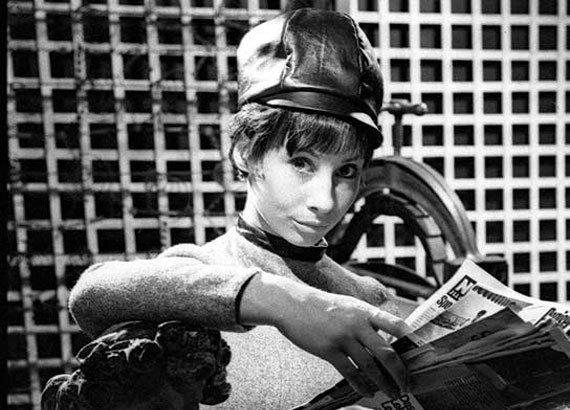Doctor Who: Happy birthday Carole AnnFord
