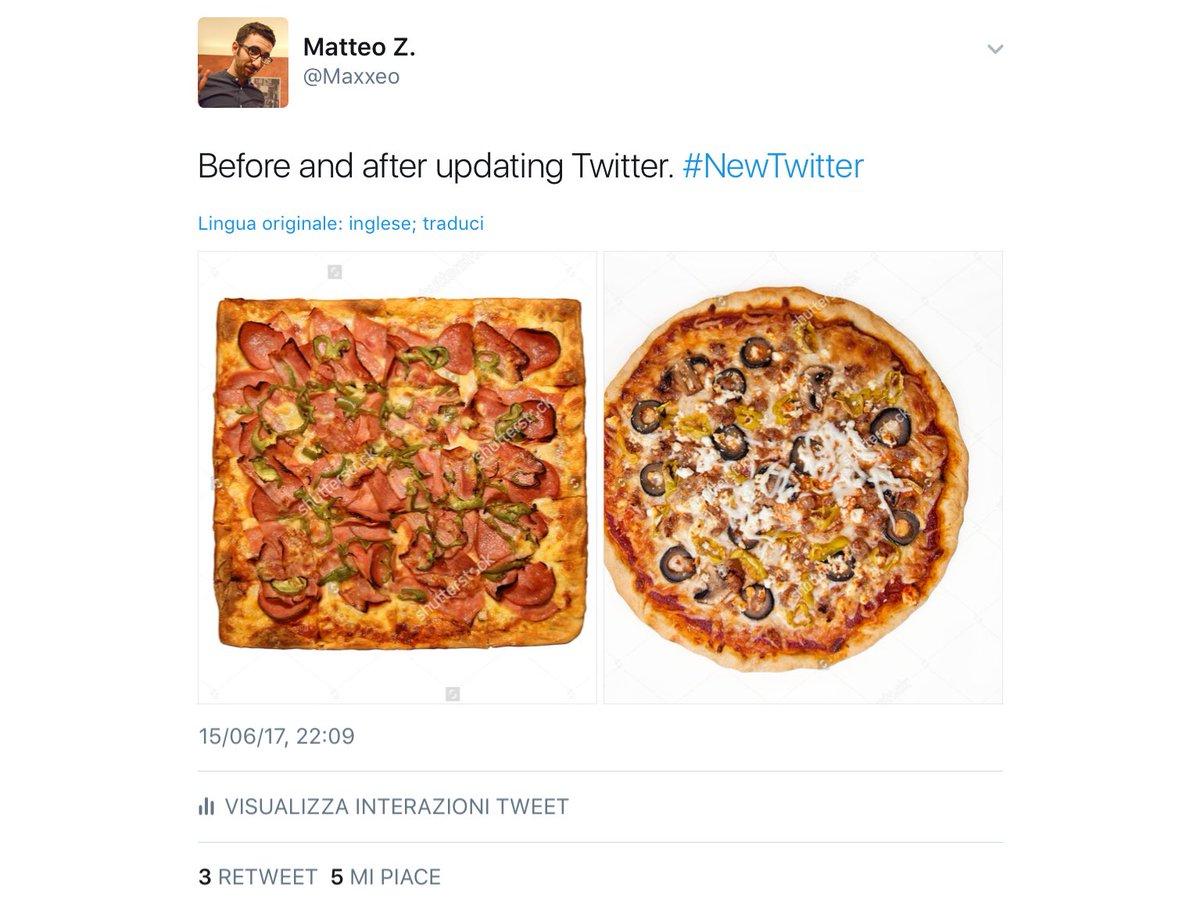 Twitter cambia, ma certe cose non cambiano mai. ☕️ https://t.co/T90hPlVS3l