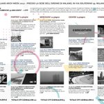 #StudiAperti: 45 studi di #architettura aperti al pubblico oggi/domani per #MilanoArchWeek. Info, mappa e orari: https://t.co/v1ncatu2qk
