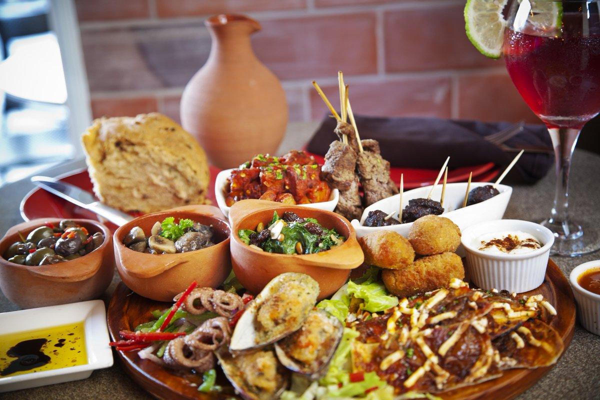 Испанская кухня картинки