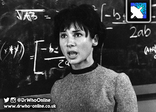 Here\s wishing Carole Ann Ford (Susan Foreman in a very Happy Birthday, today!