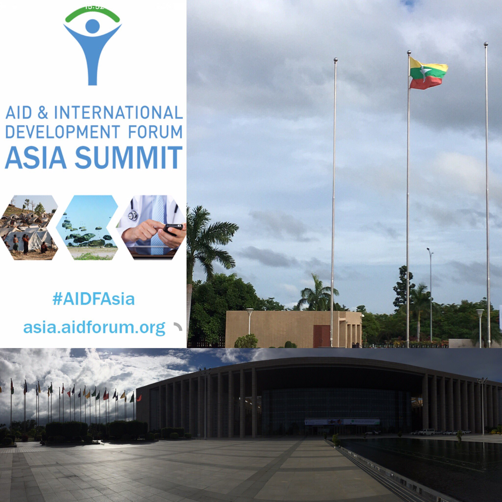 Had a great two days here in Myanmar at the @FollowAIDF Asia Summit #AIDFAsia https://t.co/zTJk7fHURu