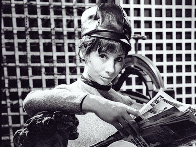 Happy birthday to the original Time Lady, Carole Ann Ford! Thank you for being the first