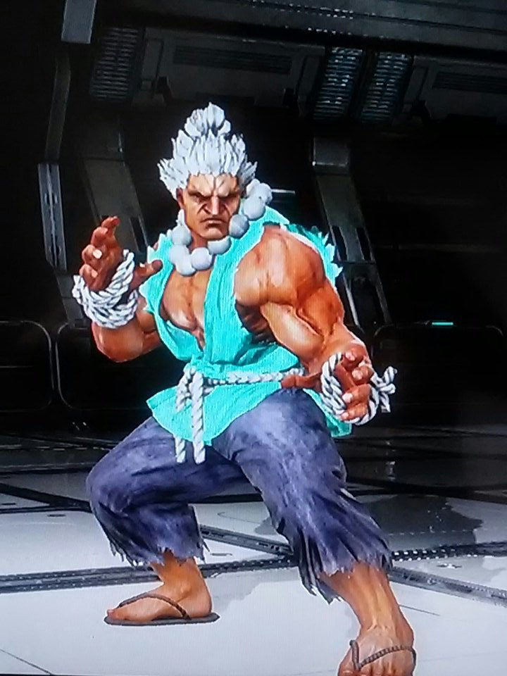 Tekken On Twitter Pretty Amazing Customized Characters From Fans
