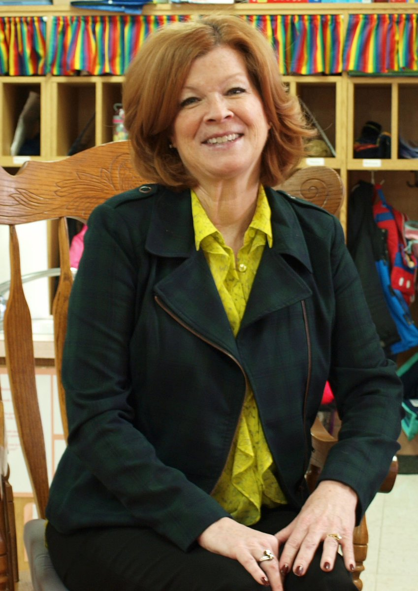 THANK YOU #D303 RETIREES- Mrs. Margaret Lemaire, (everyone knows her as Peggy!) 1st Grade Teacher @FersonCreekD303 22 years with D303.<br>http://pic.twitter.com/IQAAYq6ZIT
