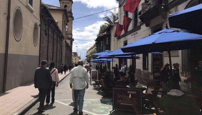 Hoy gran proyección de cine sobre la calle 11 por cierre plan piloto de peatonalización #NoTeLoPierdas #cultura https://t.co/fcLclaSGOb